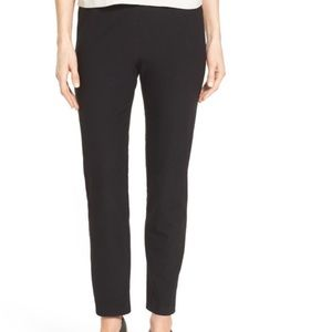 EILEEN FISHER PULL On VISCOSE STRETCH PANTS